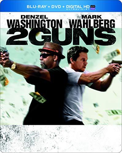 2 Guns Limited Edition Blu-ray Steelbook