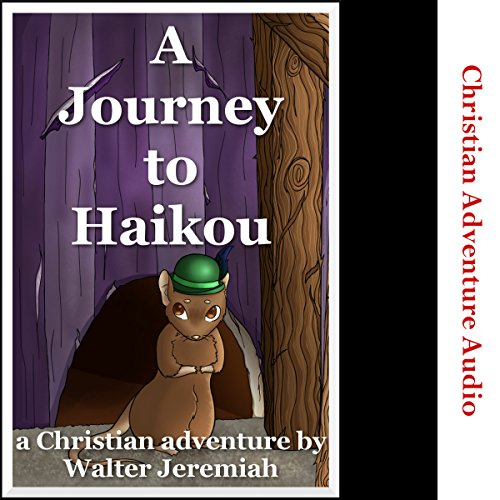 A Journey to Haikou audiobook cover art