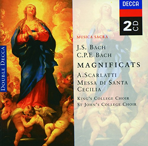 J.S. Bach: Magnificat in D Major, BWV 243 - with four Christmas interpolations. Ed. Dürr. Neue Bach Ausgabe - Gloria in excelsis deo