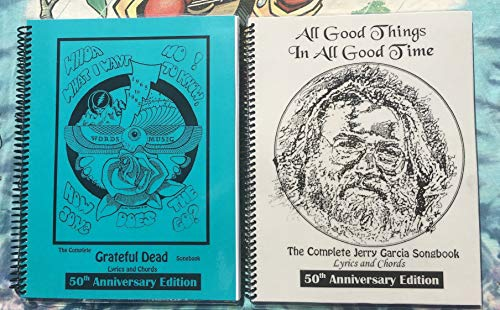 The Set: Complete Grateful Dead and Jerry Garcia Songbooks
