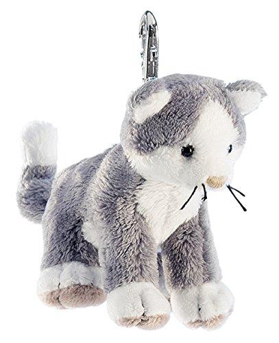 Schaffer 227 Plüsch-Schlüsselanhänger Katze Cleo