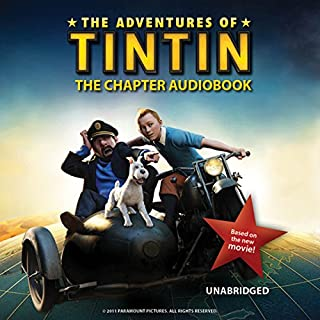 The Adventures of Tintin: The Chapter Book cover art