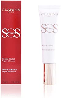Make-up Foundation Sos Primer Clarins