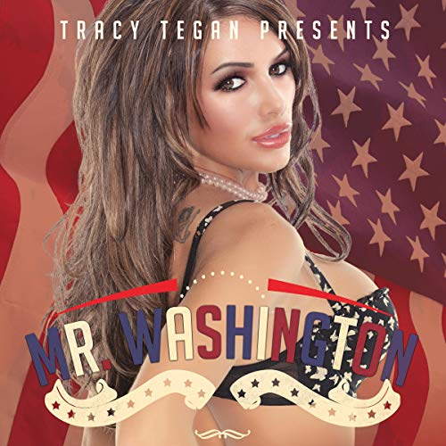 Mr. Washington audiobook cover art