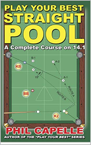 Play Your Best Straight Pool (English Edition)