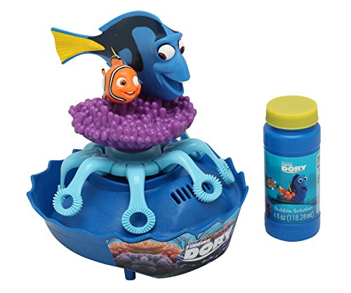 Finding Dory Ocean Buddies Bubble Machine