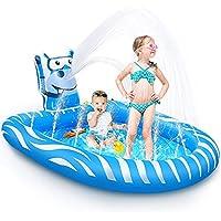 Beewarm Backyard Sprinkler Toy with Wiggle Tubes