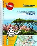 Atlas Routier et Touristique France Spirale Michelin 2020