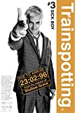 Poster Trainspotting Movie 70 X 45 cm