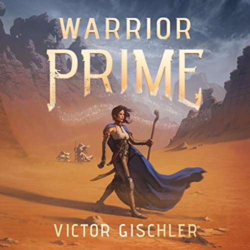 Warrior Prime audiobook cover art