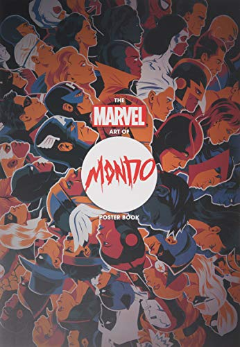 The Marvel Art of Mondo Poster Book