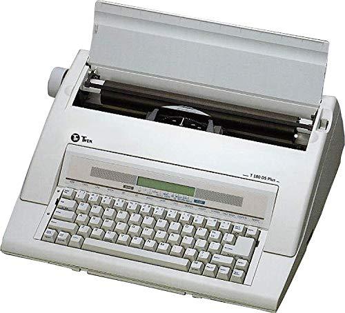 TWEN Máquina de escribir eléctrico TWEN T 180 DS Plus