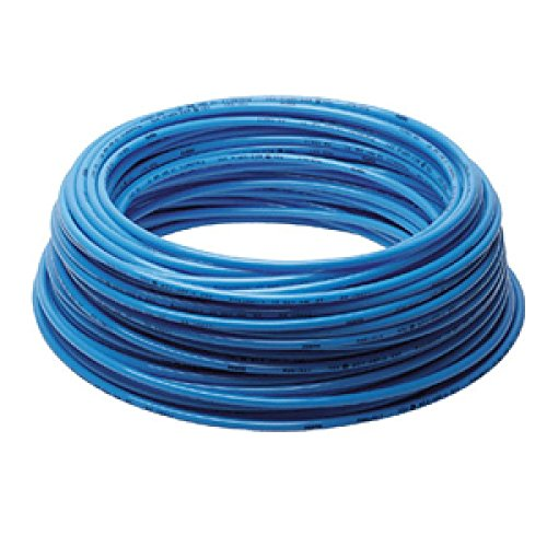 KBL 4mm Od X 2.5mm ID Polyurathene Pneumatic PU Tube - 10Mtrs Length (Color - Blue)
