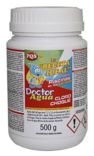 PQS La Receta Ideal para Piscinas en Mal Bote 0,5 Kg