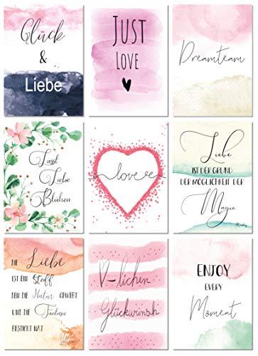 Postkarten Hochzeit | 52 Wochen - 2