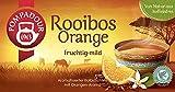ポンパドール ルイボスティースウィートオレンジ 1箱(20バッグ) 日本緑茶センター