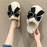 Zapatillas De Casa para Mujer Primavera,Zapatillas De OtoñO E...