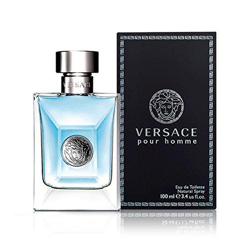 Versace–VERSACE POUR HOMME EDT VAPO 100ML