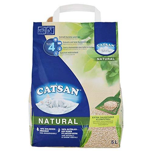 Catsan Lettiera Natural, 5L