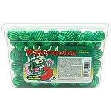 Fizzy Wassermelone Kaugummi Kugeln extra sauer, 300 Stück