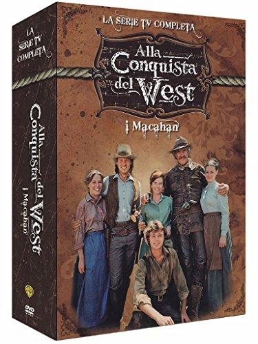 Alla conquista del West(serie completa) [Italia] [DVD]