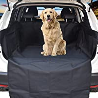 Universal Fit :With adjustable headrest straps and a large bumper protector that can be folded to length our car boot liners,suitable for most cars including estates, hatchbacks, 4x4 and SUV. Waterproof & Dirt Repellent :Stops shopping, wet paws, too...