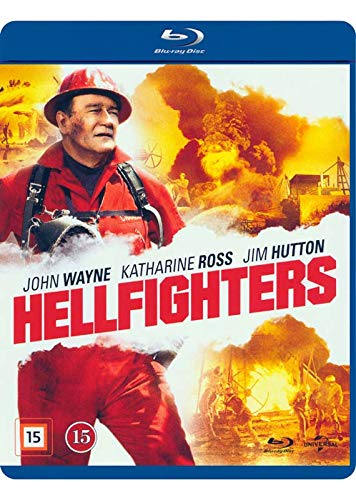 Die Unerschrockenen / Hellfighters (1968) ( ) (Blu-Ray)