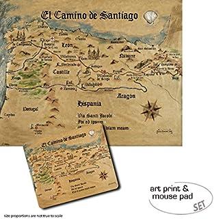 1art1 Camino De Santiago De Compostela, El Camino De