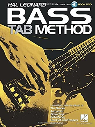 Hal Leonard Bass Tab Method - Book 2 Bk/online audio by Unknown(2016-01-01)