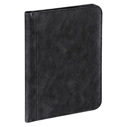 HAMA Schreibmappe Hannover A5 Washed Anthracite
