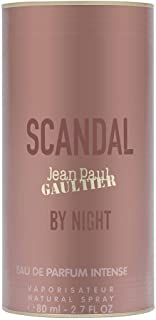 Scandal by Night Intense by Jean Paul Gaultier for Her Eau de Parfum 80ml Oriental & Floral