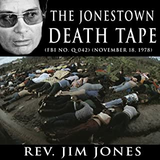 jim jones death tape