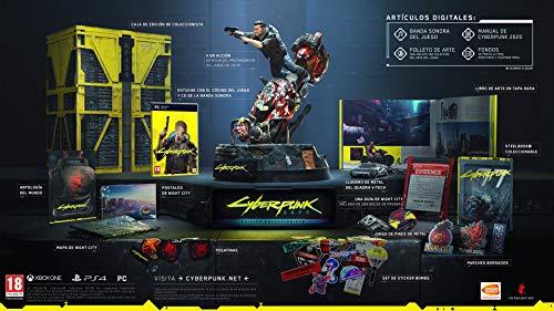 Cyberpunk 2077 - Edición Coleccionista (Code in a Box)