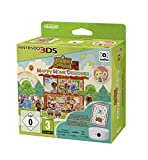 Animal Crossing: Happy Home Designer + 1 Tarjeta amiibo + Lector/Escritor NFC