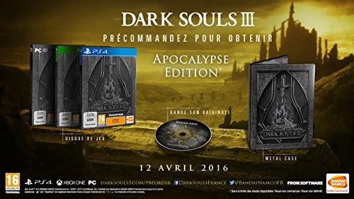 Dark Souls 3 - Apocalypse Edition - [PlayStation 4]