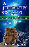 A Hierarchy of Gods (The Saga of Banak-Zuur Book 2) (English Edition)