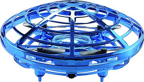 Brinquedo Drone UFO, Azul, Candide
