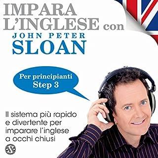 Impara l'inglese con John Peter Sloan - Step 3 copertina
