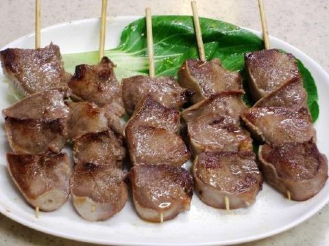 焼鳥のやまもと 国産豚タン串 (冷凍) 30g(50本入り)