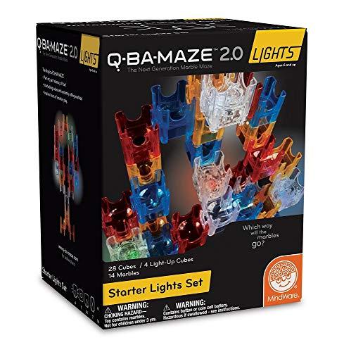 Q-BA-MAZE 2.0 Lights: (Starter set)