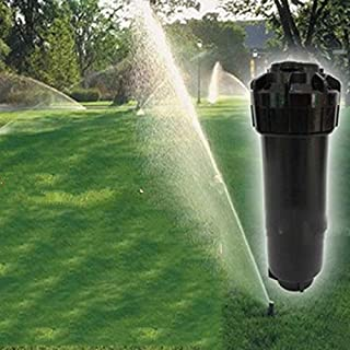3/4 Inch 40-360 Degree Lawn Sprinkler Head Garden Lawn Watering Spray Nozzle Lawn Sprinkler