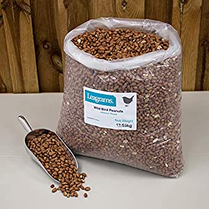 Leagrams Standard Peanuts for Wild Birds