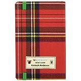 Royal Stewart Notebook: Waverley Genuine Scottish Tartan Notebook