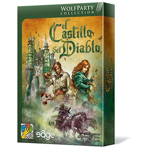 Edge Entertainment-EL Schloss des Diablo – spanisch, Farbe (ENGLT03)