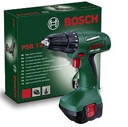 Bosch cordless screwdriver PSR 1200