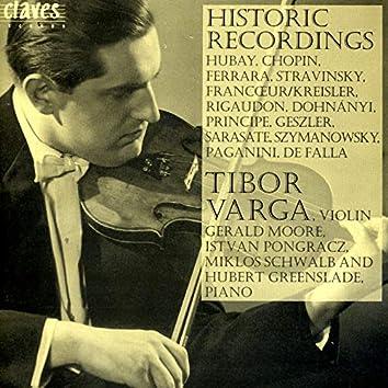 The Tibor Varga Collection, Vol. IV