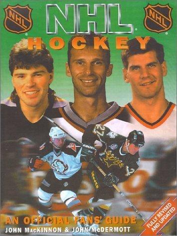 NHL Hockey 5th edition by Mackinnon, John (2000) Hardcover