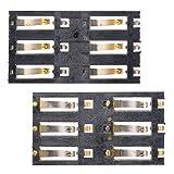 BisLinks® SIM Karte Tablett Leser Contact Pins Module Für Nokia Lumia 800 900 920 925 1020 UK