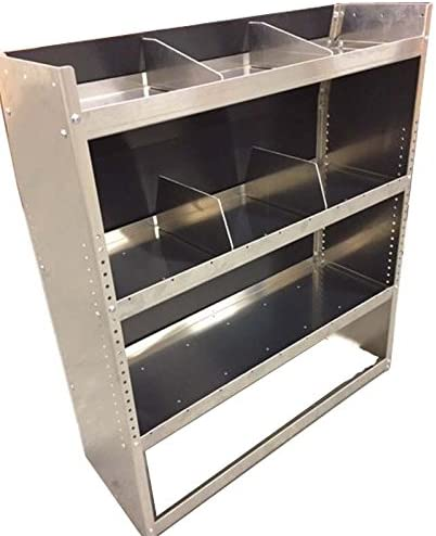 Aluminum Van Shelving Storage online shopping Unit - 45