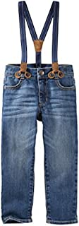 jeans with suspenders toddler